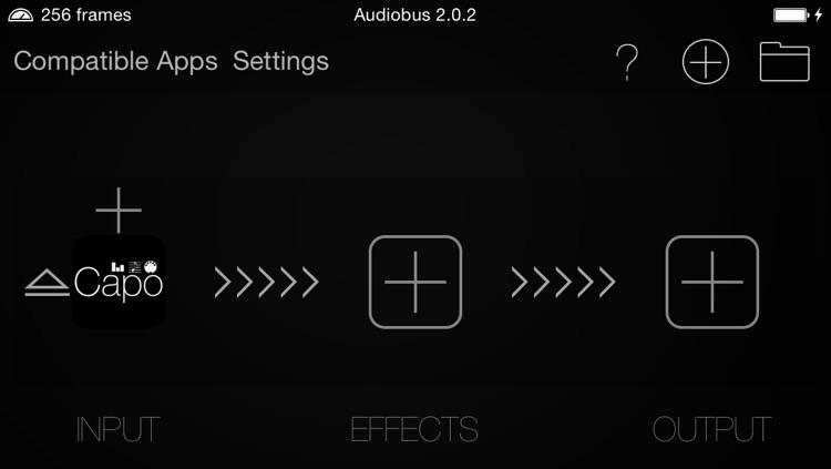 GuitarCapo+ screenshot-4