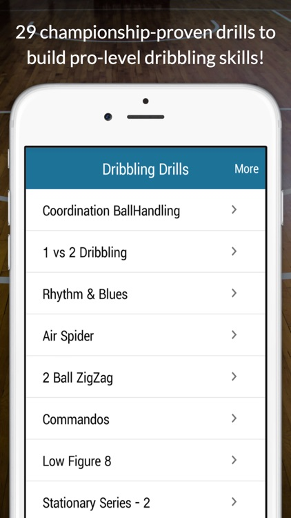 Basketball Offensive Drills screenshot-2