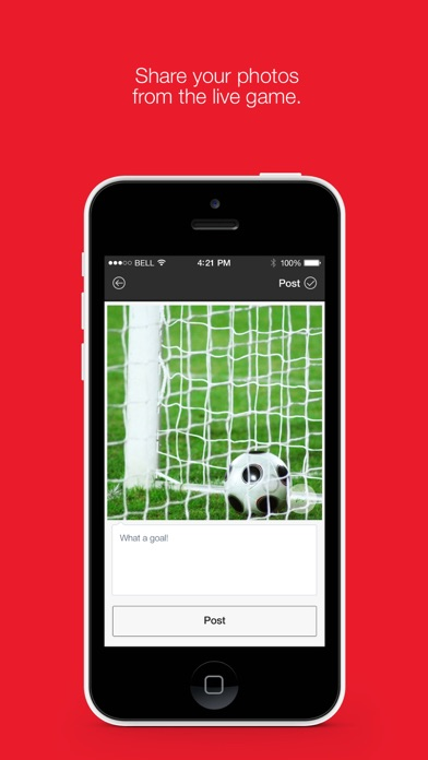 Fan App for AFC Bournemouth screenshot three