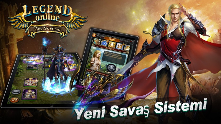 Legend Online (Türkçe)