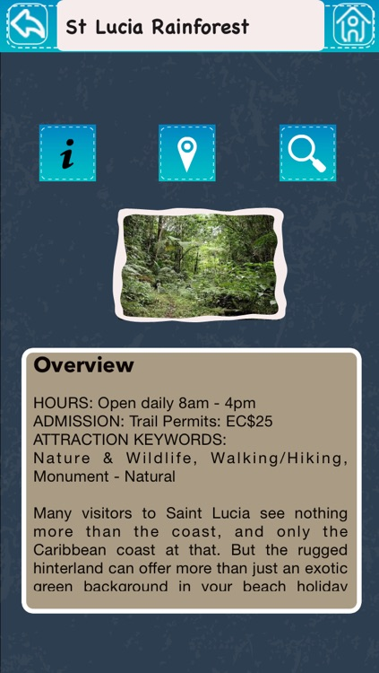 Saint Lucia Travel Guide - Offline Maps screenshot-3