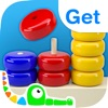Sort and Stack Freemium - Play Smart and Learn - iPadアプリ