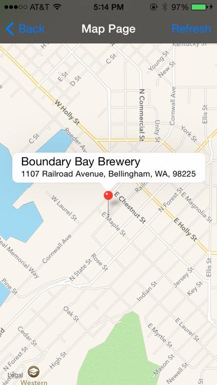 Washington Brewery Finder screenshot-4