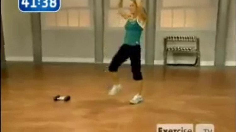 Cardio Dance Workouts screenshot-4