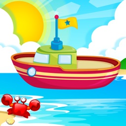 Baby Boat Phone Game - Cool Role-playing Game For Toddlers With Nursery Rhymes!