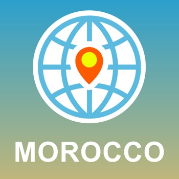 Morocco Map - Offline Map, POI, GPS, Directions