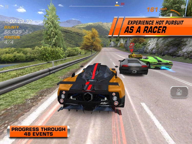 Need for Speed™ Hot Pursuit HD screenshot-3