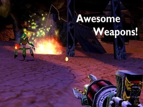 Игра Frantic: Monster Shooter!