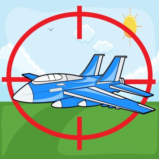 Sniper Shooting Plane -  Best Sniper Shooter Simulator HD Game