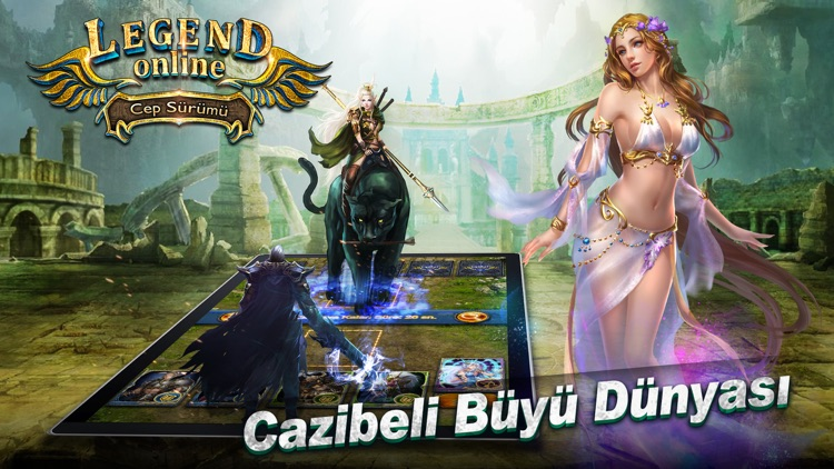 Legend Online (Türkçe) screenshot-3