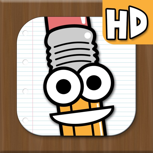 Save The Pencil HD - Join The Dots, Solve The Puzzle, Beat The Game!