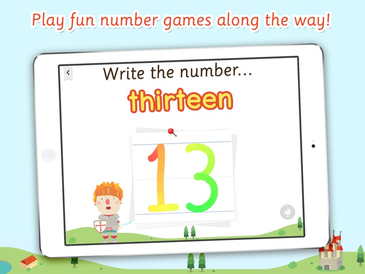 Number Workbook: Learn to write numbers from 0 - 20 for Toddlers and children screenshot-4
