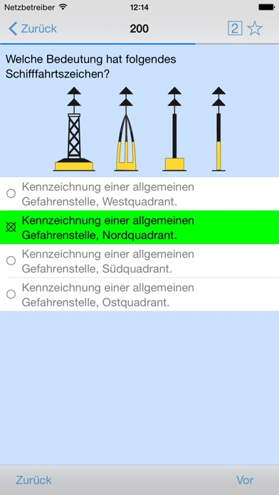 Screenshot for Sportboot See in Germany App Store
