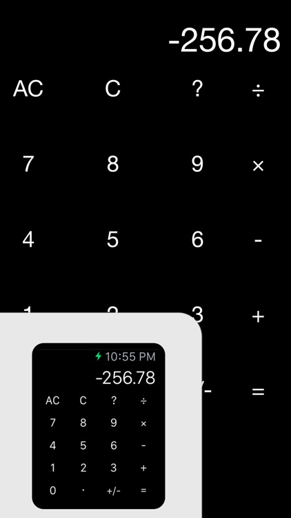 Kalku - Calculator for Apple Watch screenshot-3