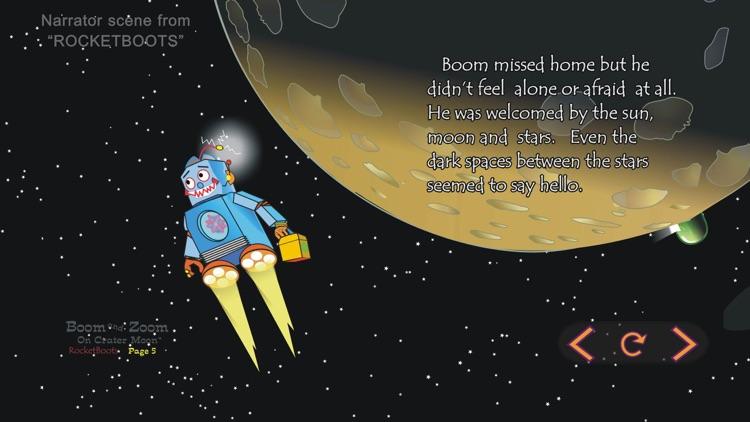 Robots on the Moon screenshot-0