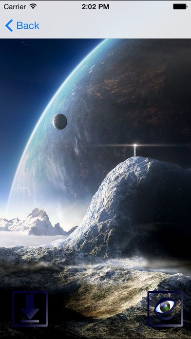 download Incredible Space apps 1