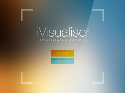 iVisualiser Screenshot