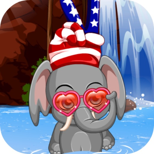 Petstars Funny Elephant icon