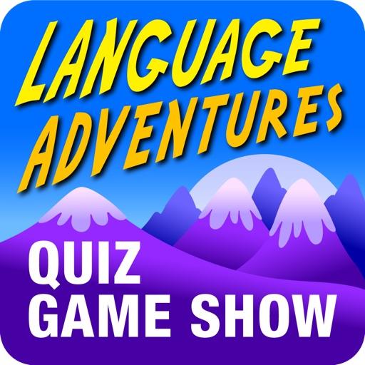 Language Adventures Quiz Game Show - Gr. 1-3