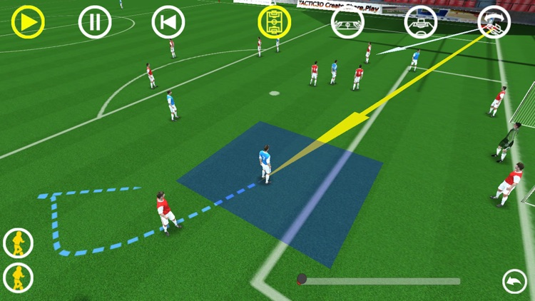 Football 3D Phone screenshot-3