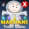 Maths Martians HD: Times Tables