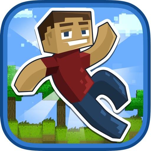 Пиксельный Скакун (Skin Jumper FREE)