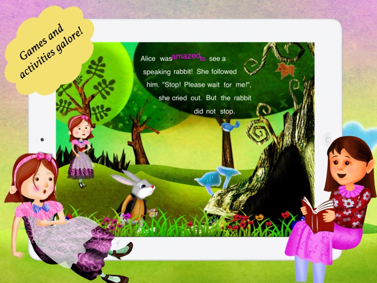Alice in Wonderland for children by Story Time