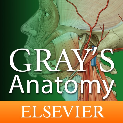 Gray's Anatomy Head and Neck for iPad icon