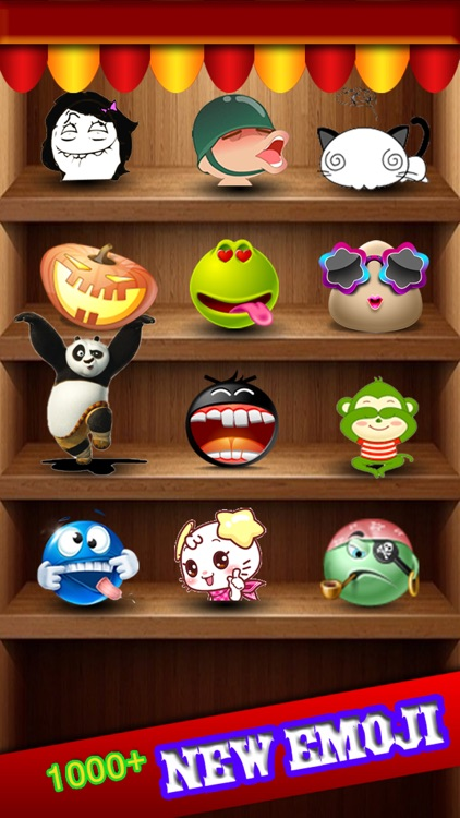 Simple Emoji Pro - Animated Emojis Icons plus Emoticons Art Keyboard screenshot-3