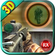 军队狙击敌人的杀手锏 - 暗杀的极端联赛