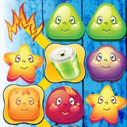 Wobbly Candy Dash - Matching Puzzle Game