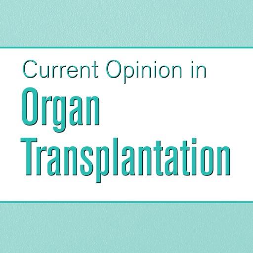 Current Opinion in Organ Transplantation