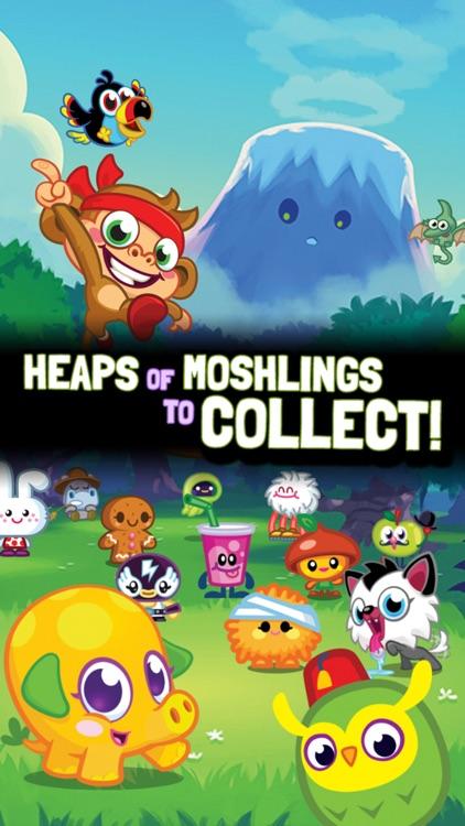 Moshling Rescue! screenshot-3