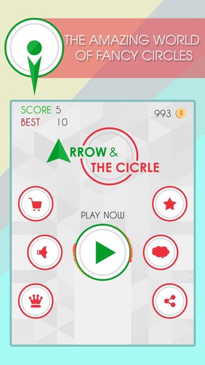 Arrow & The Circle