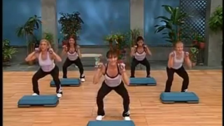 Step Aerobics Fitness screenshot-4