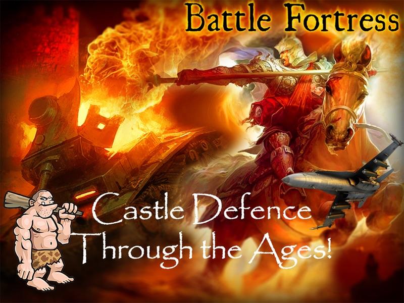 Battle Fortress TD截图1