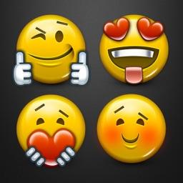 Text Smileys Minis Keyboard by Emoji World