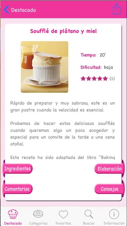 Delicias screenshot-3
