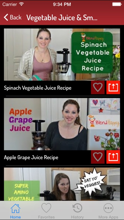 Juicing Recipes - Ultimate Video Guide