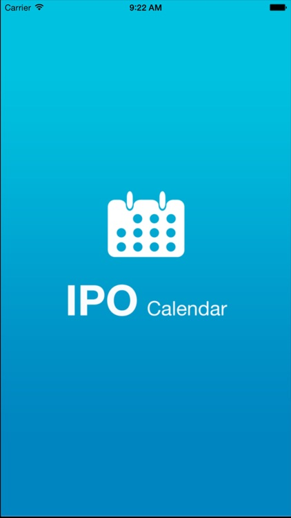 IPO Calendar screenshot-0