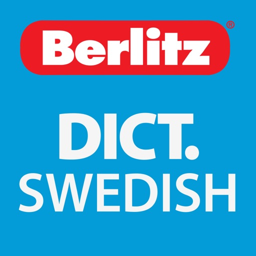 Swedish - English Berlitz Essential Dictionary