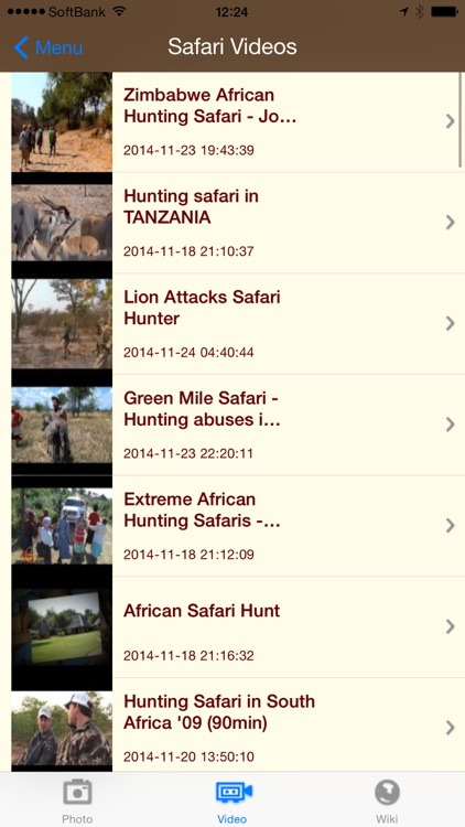 Hunting in the world screenshot-3