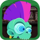 Misfit Zombie flash Runner - Dead Survival Challenge (gratuit) icon