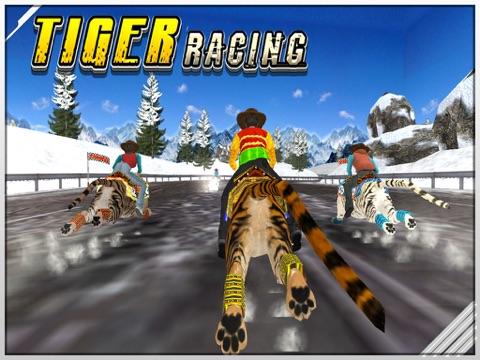 Скачать игру Tiger Racing 3D