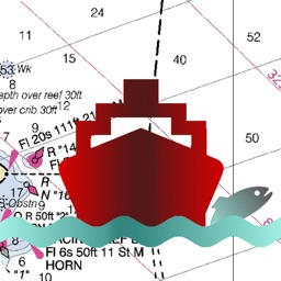 Marine Navigation  - South Africa - Offline Gps Nautical Charts for Fishing, Sailing and Boating