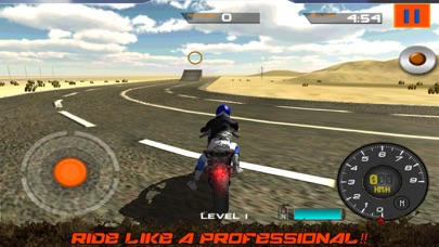 Crazy Motorcycle Stunt Ride simulator 3D – Perform Extreme Driver Stunts with Motor Bike on Dirt-2