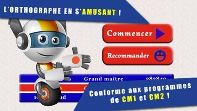 Orthographe - Francais CM1 & CM2 - ObjectifZeroFauteのおすすめ画像1