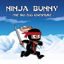 Ninja Bunny - The Bad Egg Adventure -