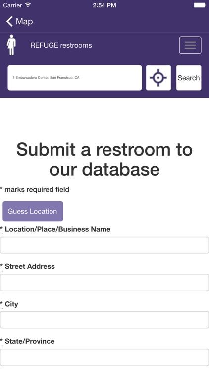 Refuge Restrooms screenshot-4