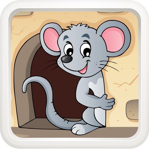 Mouse In Da House - 3D Action Maze Game iOS App